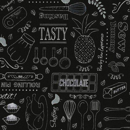 Cooking Words & Things