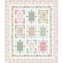 Confetti Blossoms Quilt Kit