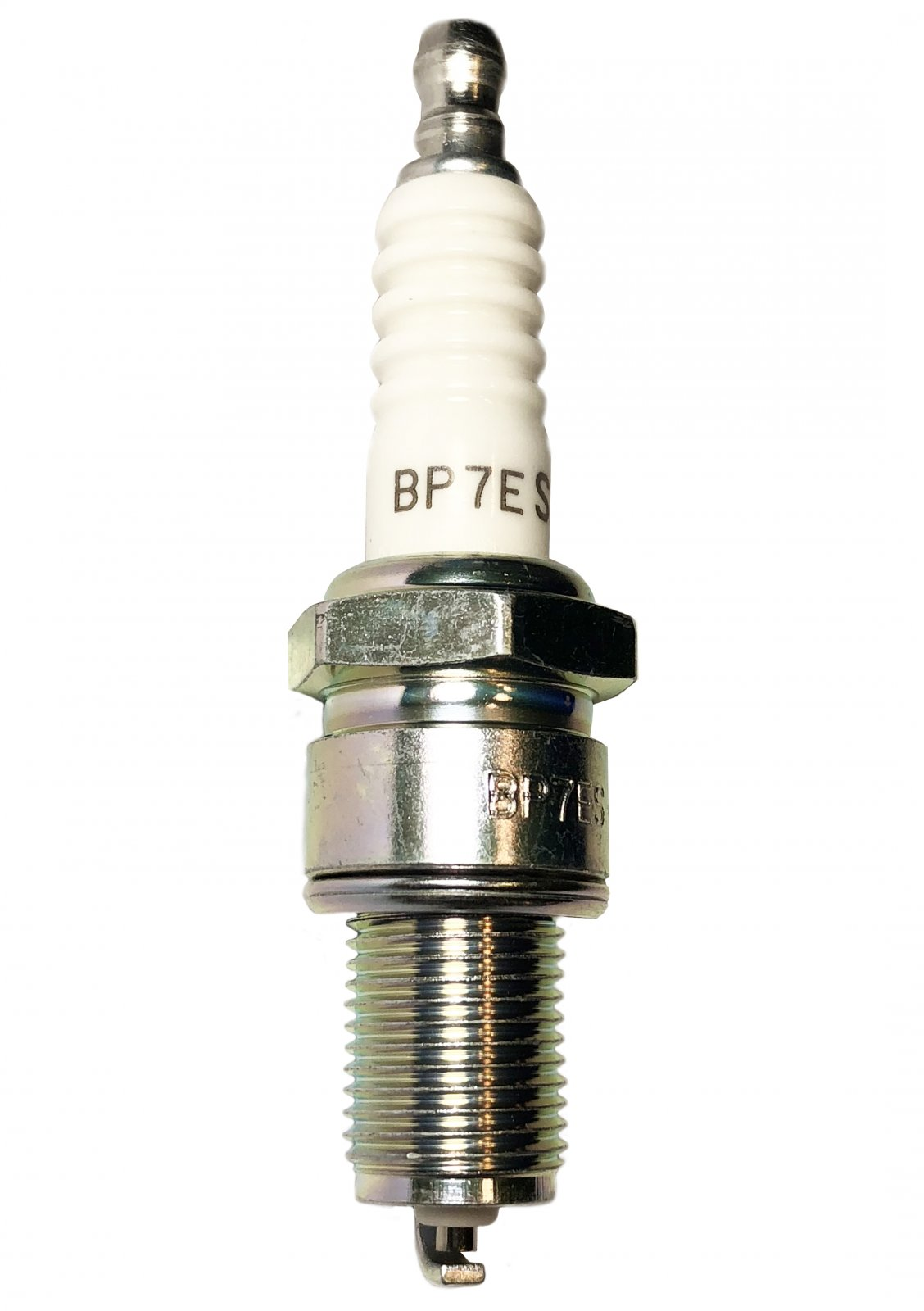 NGK BP7ES Spark Plug for Misc. Yamaha Models (e.g. 1976-1981 TT500 & XT500)  00-053