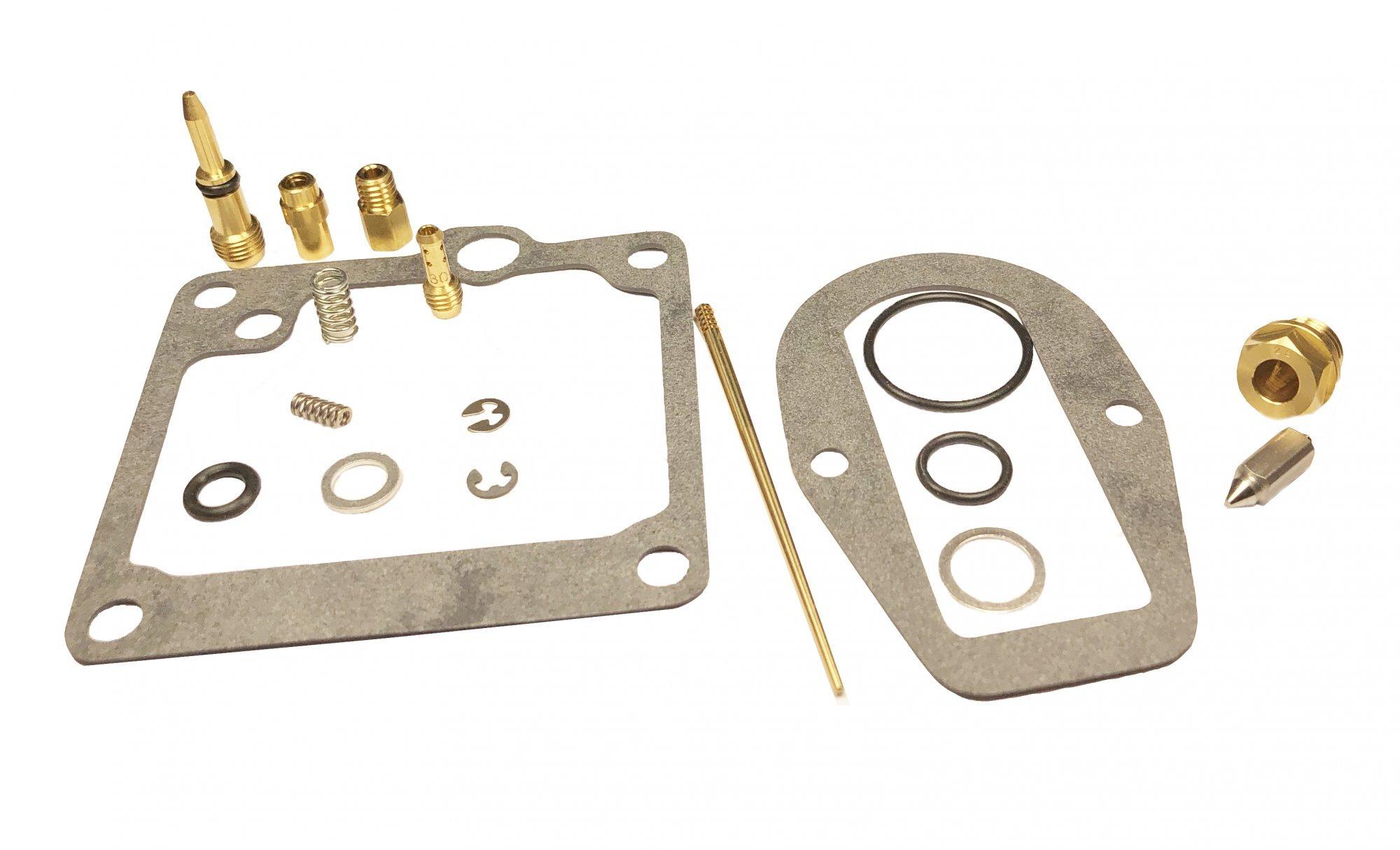Carburetor Rebuild Kit For OEM Carburetors TT500 XT500  3-004