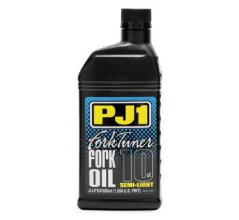 PJ1 Gold Series Fork Tuner Oil 10W    #2-10W