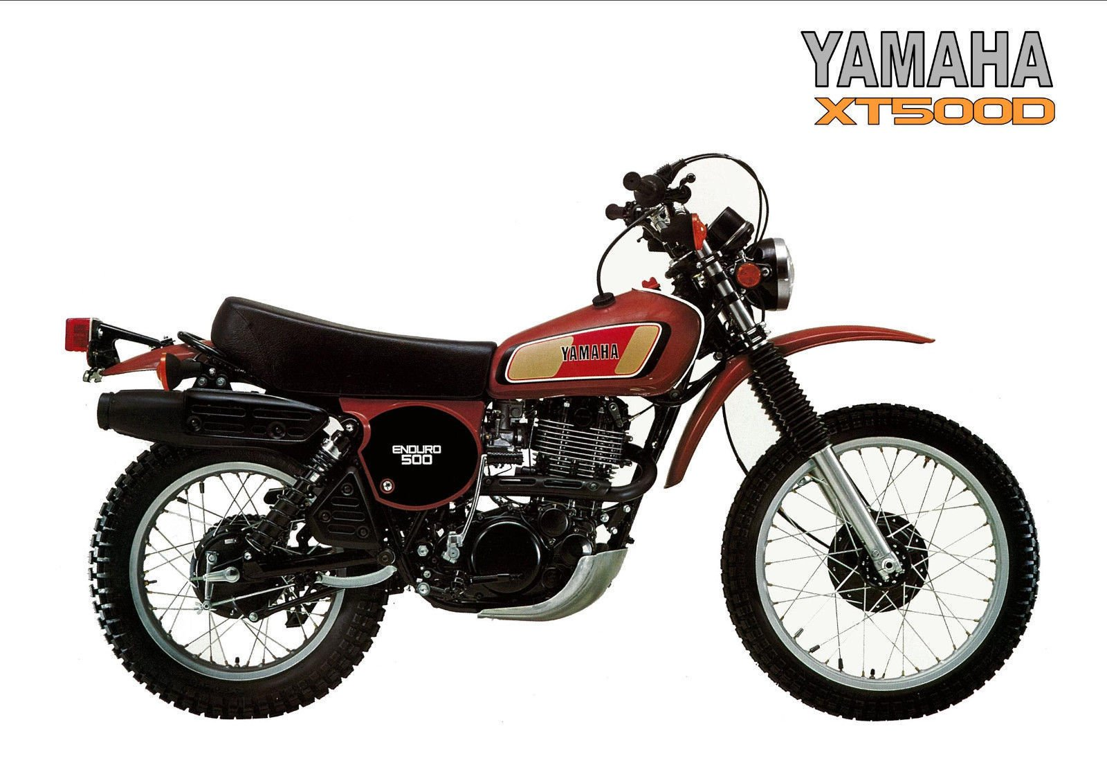 1976 Yamaha 500 Xt Wiring Diagram Question About Xt500 Decals Stickers Rh Thevintagespoke Com 1984 1979