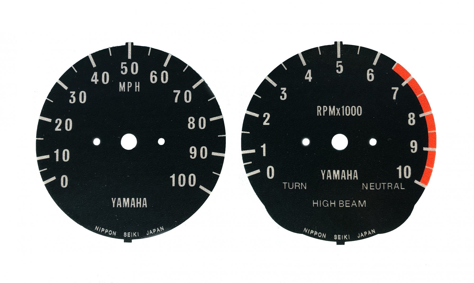 Details about  /YAMAHA XT500 Side Cover Decal Gas Tank Graphics Like NOS 1976-1982 Stickers