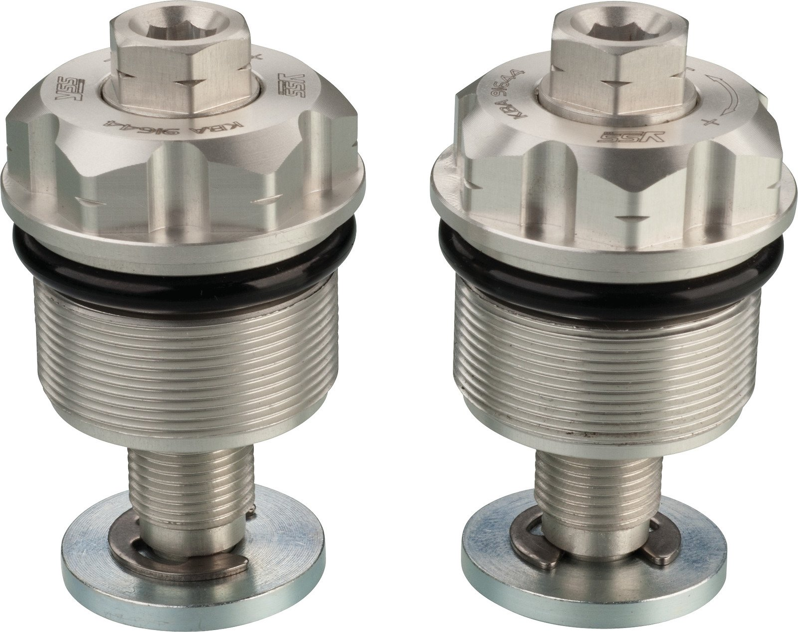 YSS Adjustable Front Fork Plugs