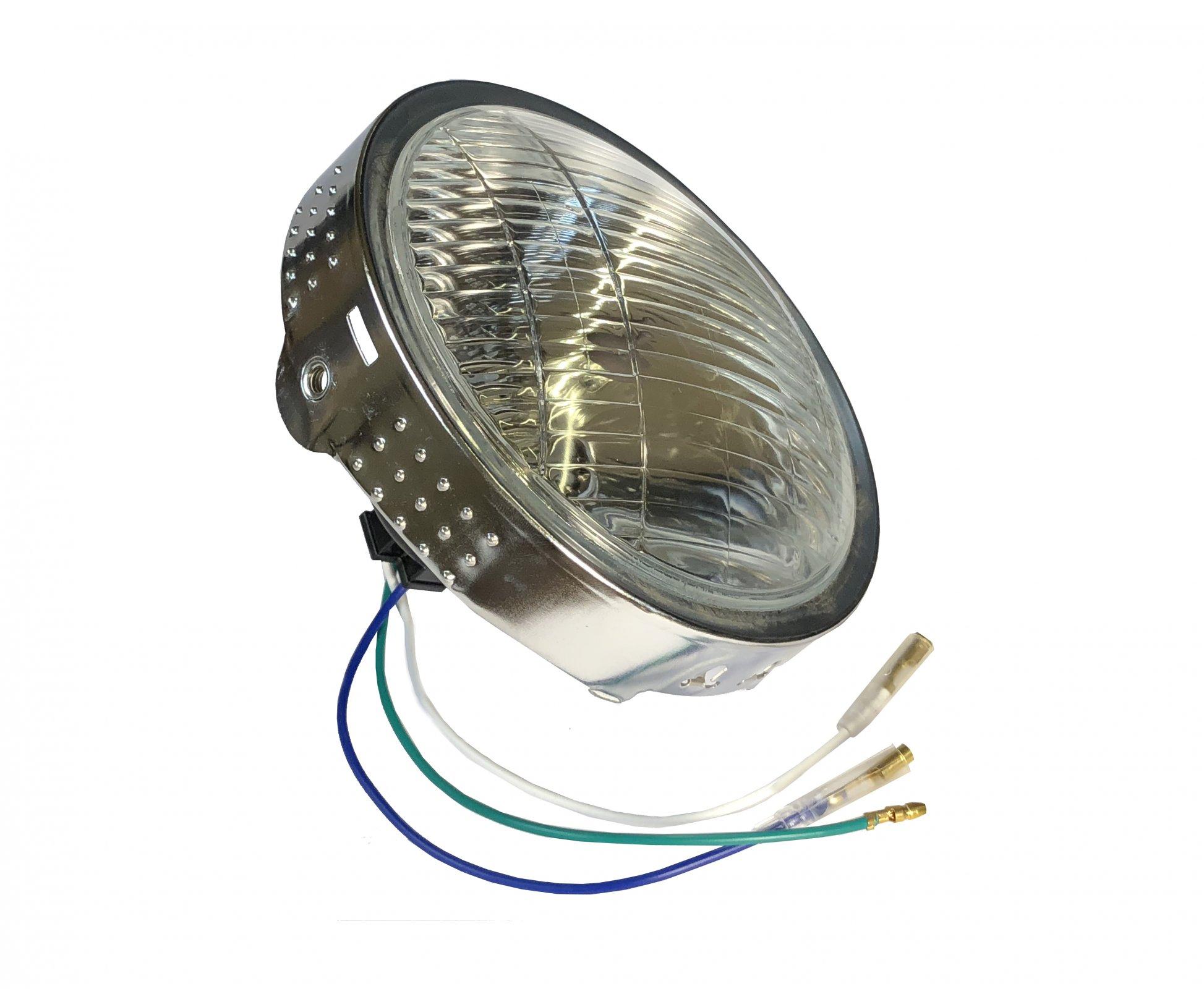 Headlights Supplies Yamaha 250 Enduro Wiring Harness Xt500 Dt80 Dt100 Dt125 Dt175 Dt250 Dt400 Headlight Lamp Kit H4 Up Grade 26 023
