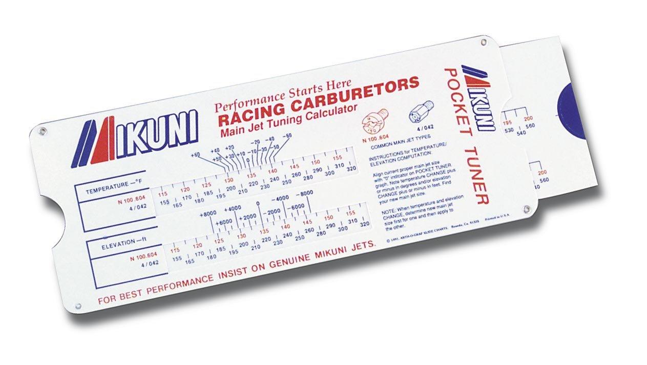 Mikuni Pocket Tuner (Rejetting Aid) 1-036