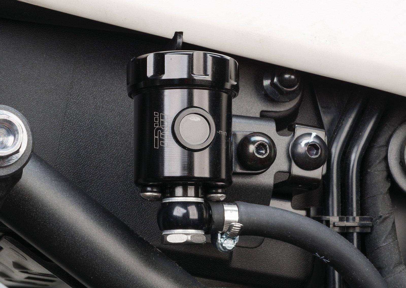 XSR 700 Brake Fluid Reservoir 30258