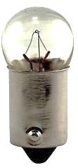 Universal 12v/3w Meter Pilot Warning Bulbs (10x) 13-019