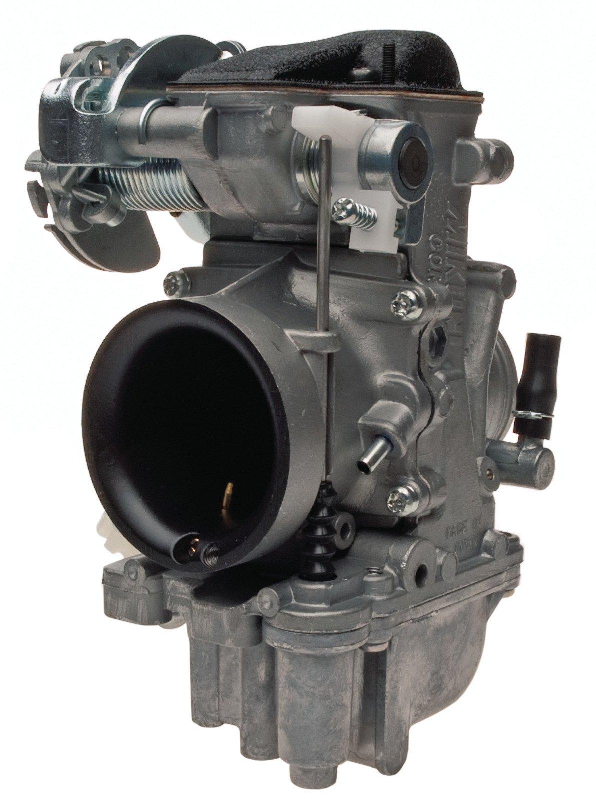SR500 TT500 XT500 Mikuni TM36-68 Pumper Flat Slide