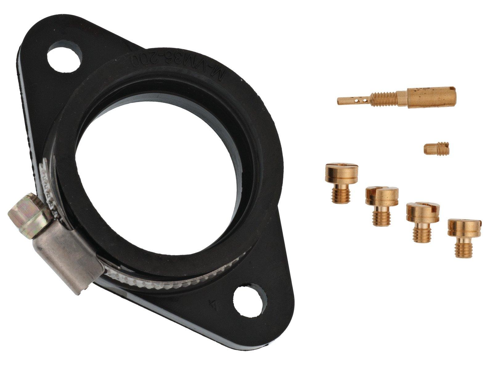 Yamaha XT500 TT500 SR500 Fine Tuning Kit For TM36 Mikuni Carburetor 99-032