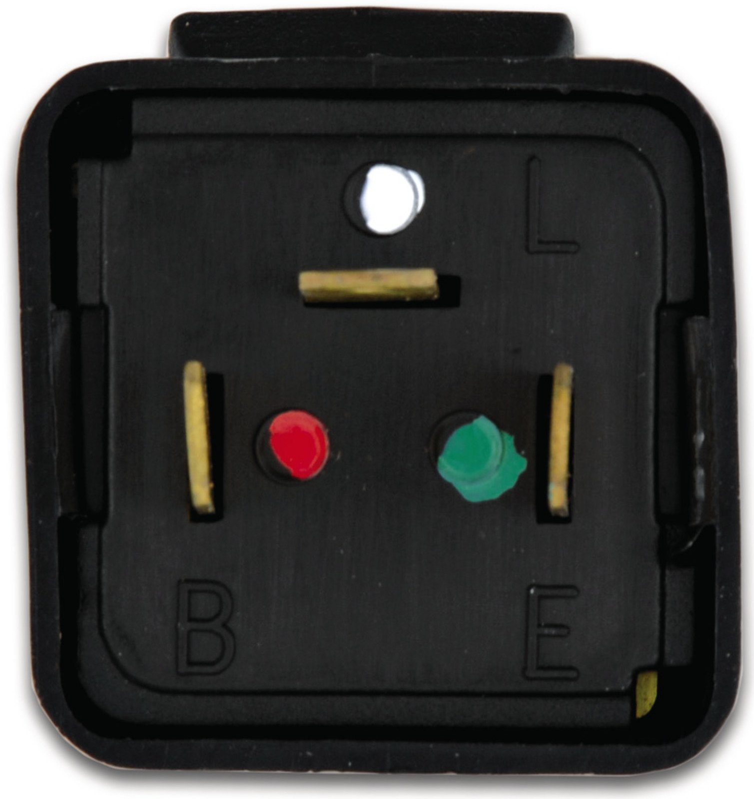 1-2 x21W Indicator Flasher Relay 3 Pin; Electronic w/o Rubber Strap 41014