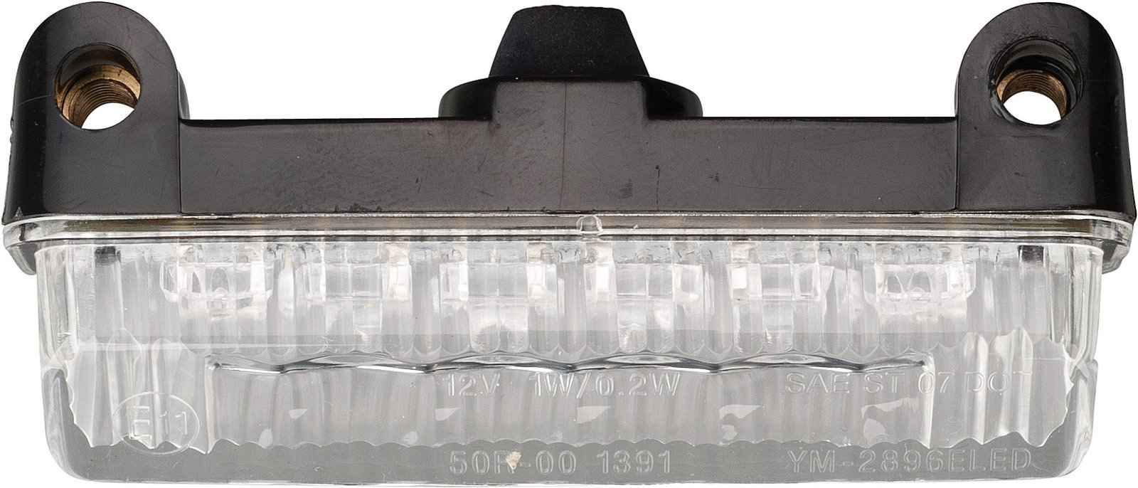 Yamaha SR500 and Triumph Modern Classics (Scrambler Thruxton and Bonneville) Micro Clear Lens LED JvB-moto Tail Light