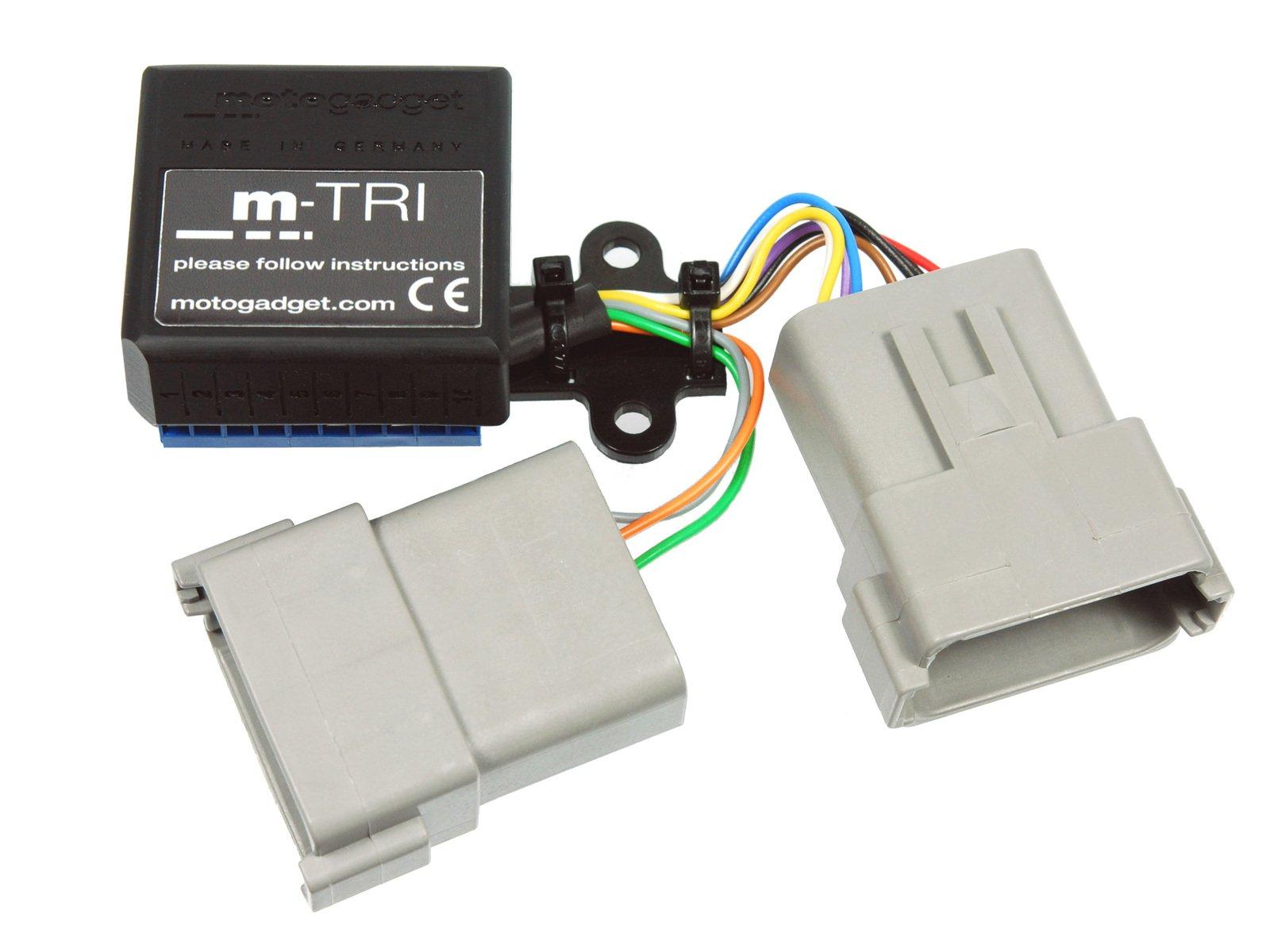 Motogadget Electronic-Box & Speedometer 41187