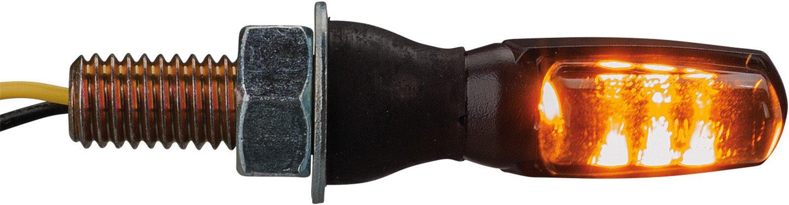 Smoke Lens LED Micro Turn Signal Set For Yamaha MT-07 XSR700 41685
