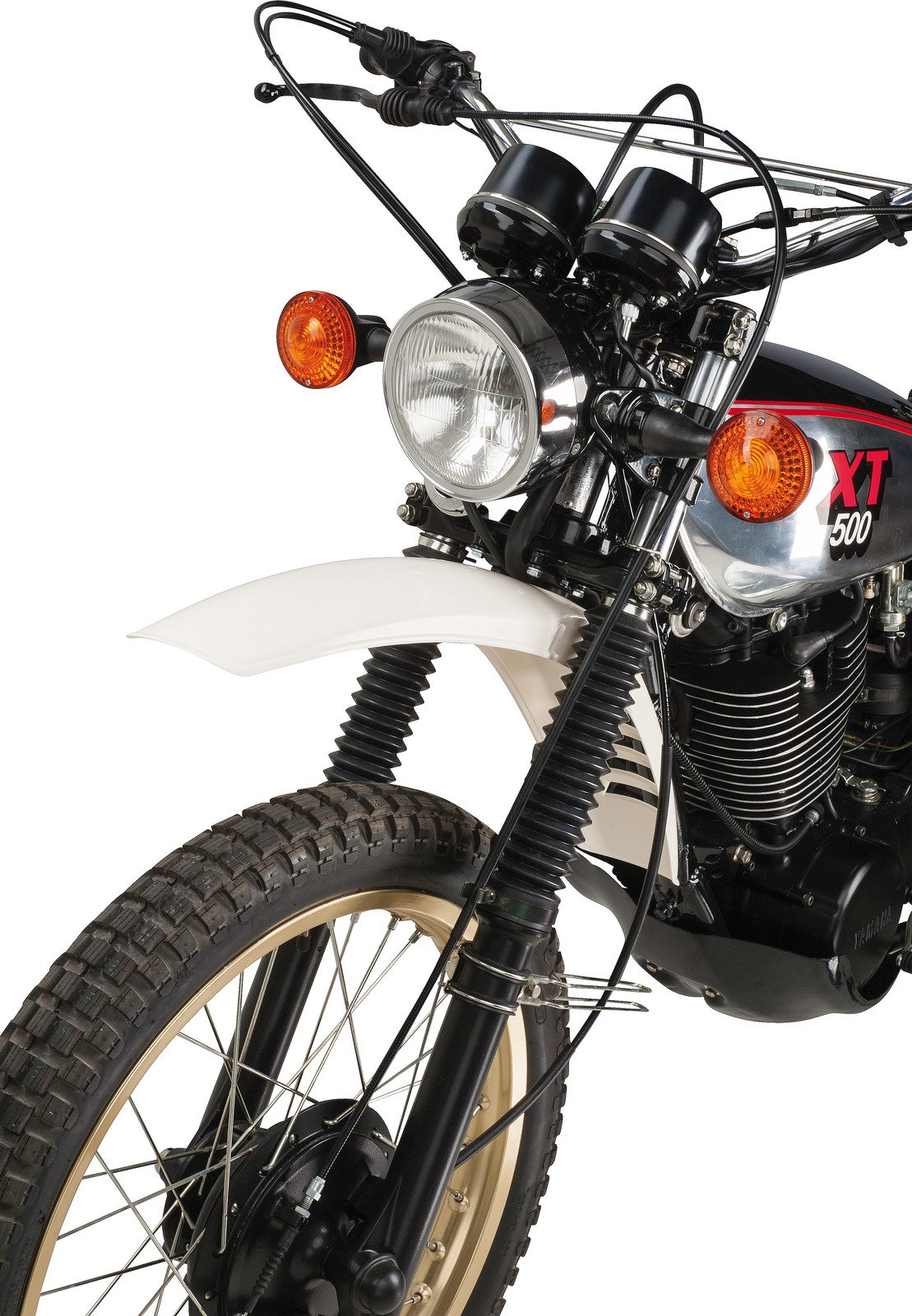 Front Fender & Adapter Kit '79to80' 50134