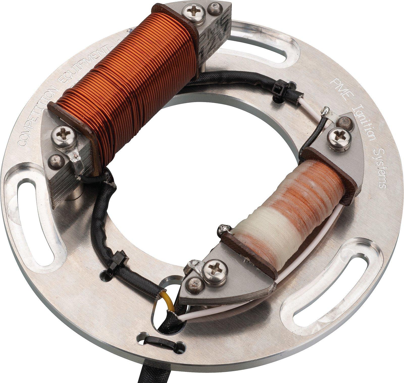 12V CDI-Ignition Conversion For XT500 TT500 50555