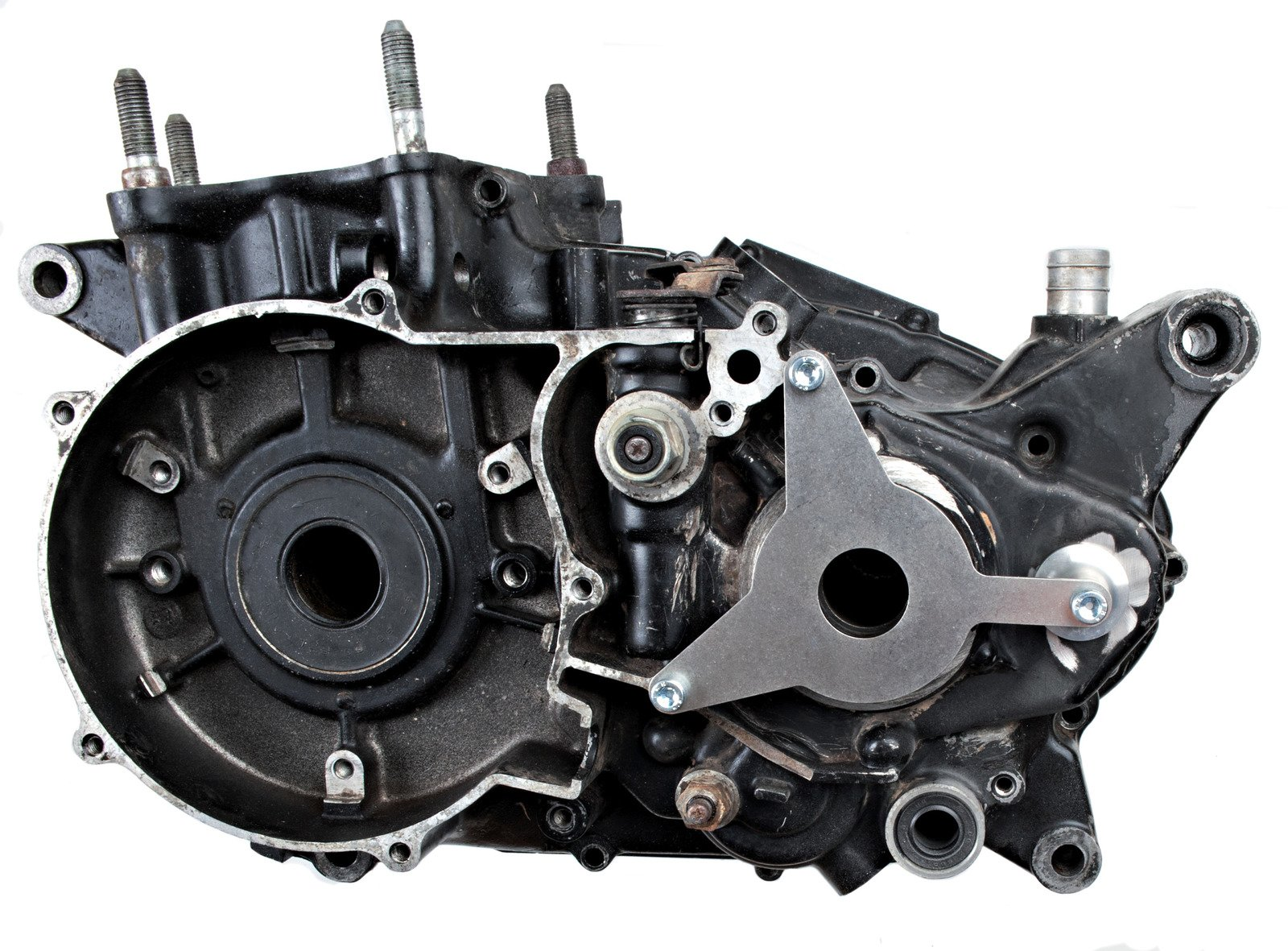 Yamaha SR400 SR500 TT500 XT500 Front Sprocket Cover Repair Kit 30-053