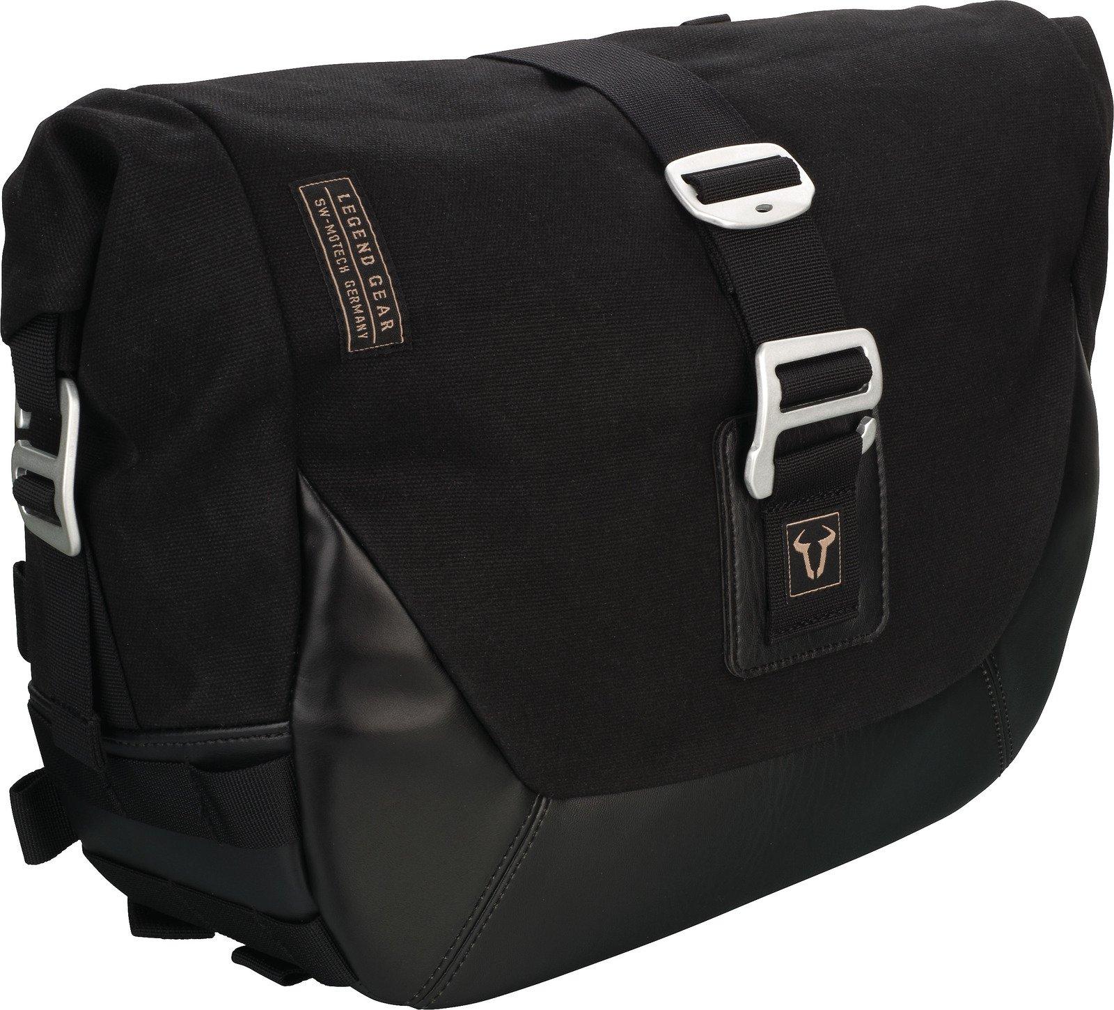 Legend Gear Side Bag 9.8L, Black Edition