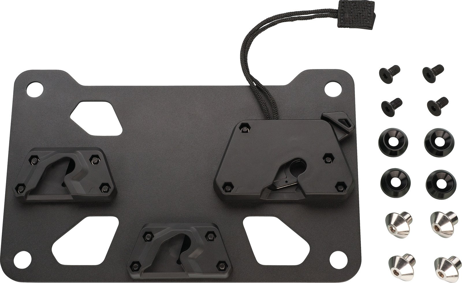 Adapter Plate for SLC Side Carrier Left