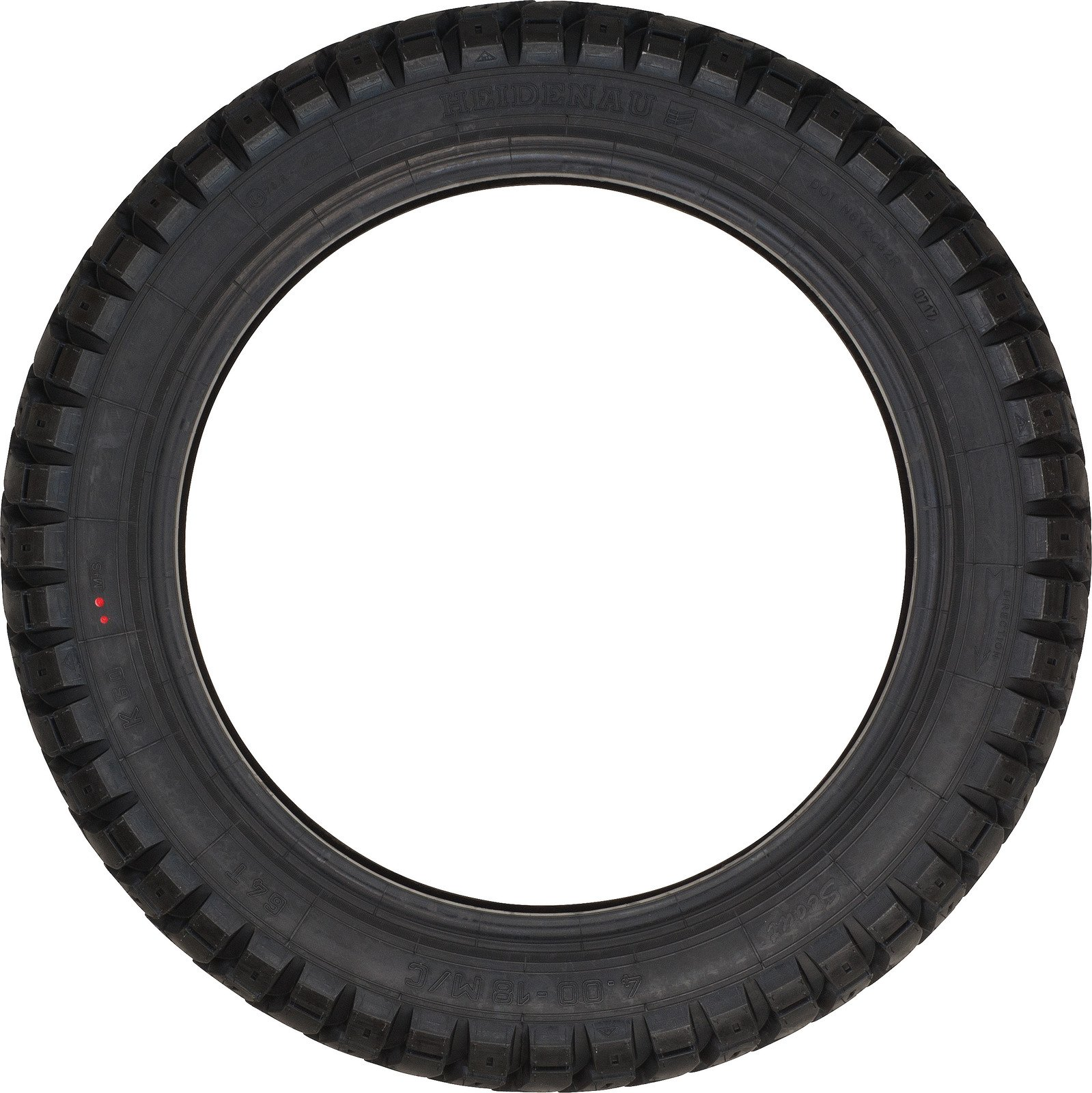 Heidenau K60 Enduro Rear Tire 4.00-18 61025