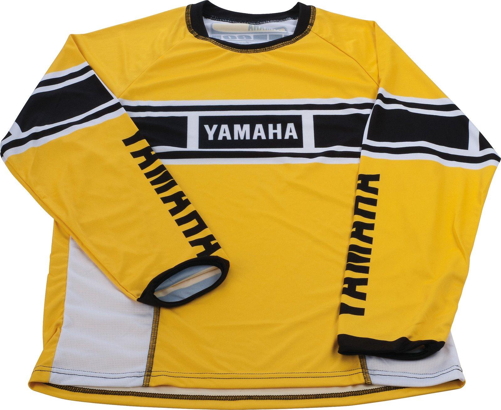 Yamaha 60th Anniversary Long Sleeve T-Shirt (Men's) 100% Cotton 70027
