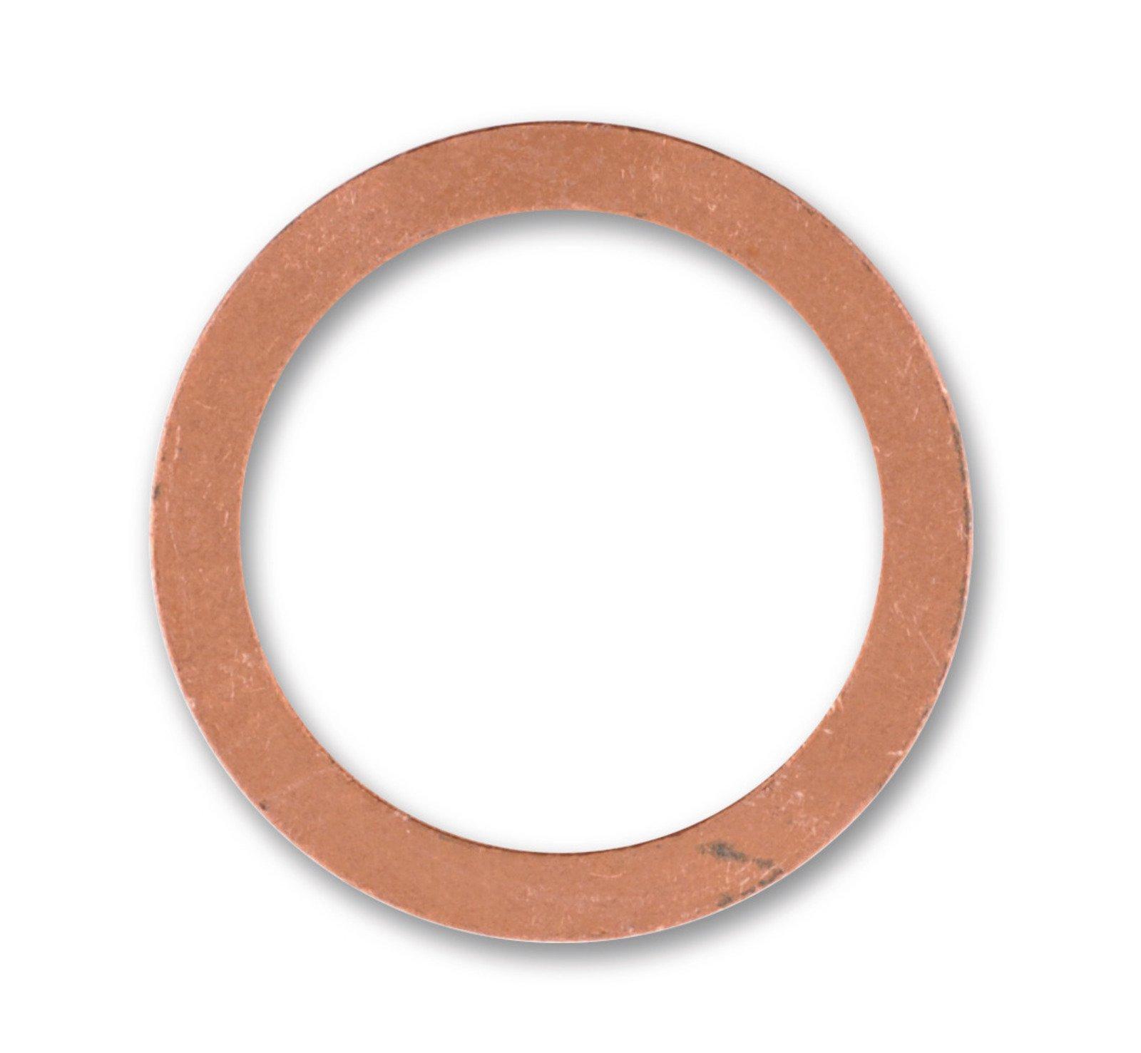 Decompression Gasket For Oil Sieve Filter Net SR400 SR500 TT500 XT500 90430-22123-00 5-035