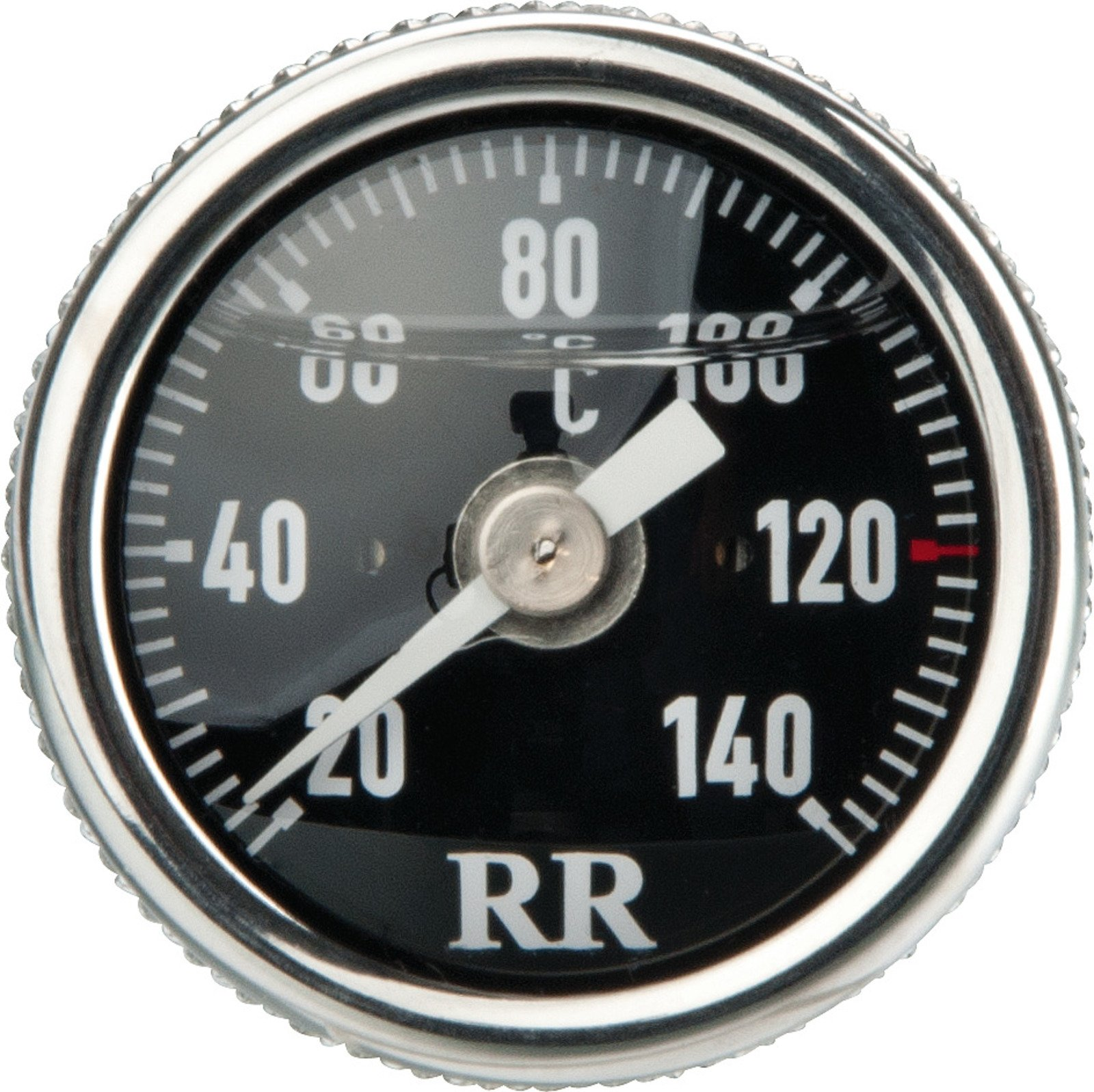 MT-07 XSR700 XSR900 Oil Dipstick Thermometer with BLACK Clock-Face