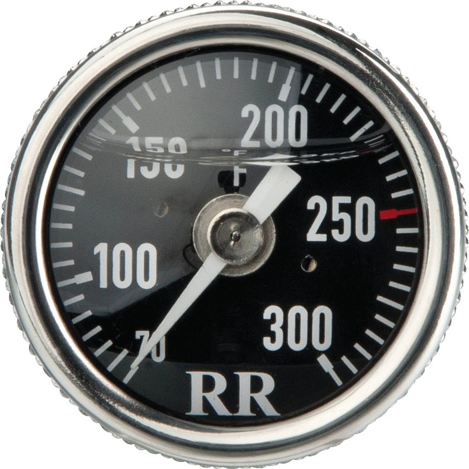 RR Oil Dipstick Thermometer RR23 with Black Clockface 91331S