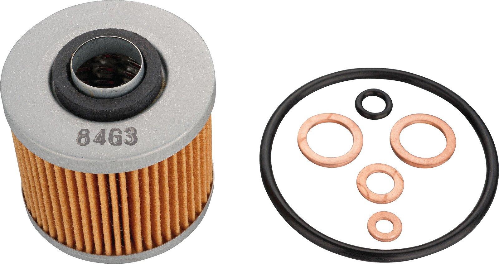 Yamaha Sr400 Sr500 Xt500 Tt500 Oil Filter Kit 7 Pieces