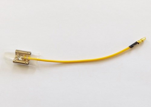 Yamaha TT500 Pigtail Yellow Wire for High/Low Beam Power Connection Replacement 1-001
