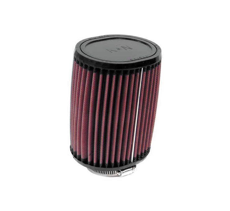 K&N Universal Clamp-On Racing Air Filter RU-1710 1-096
