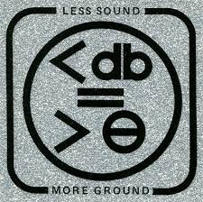 Less Ground More Sound Vintage Decal B-066