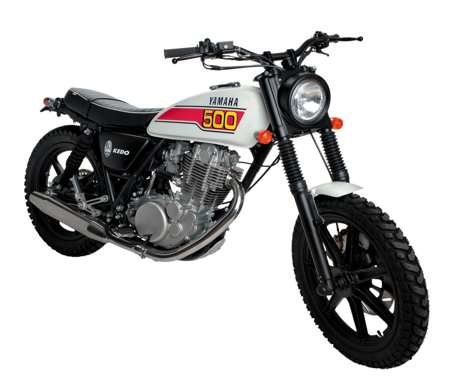 Kit Bike 'B-Track' Conversion-Kit suitable for SR500 KITBTRACK