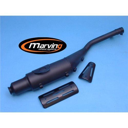 Silencer 'EDR' ( MARVING) Heat Shield 91430