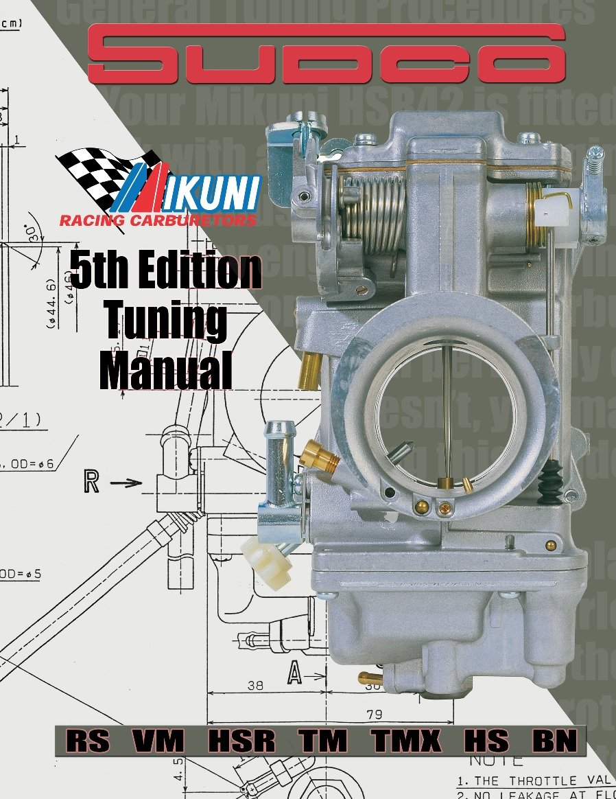 MIKUNI Carburetor Tuning Manual 5-125