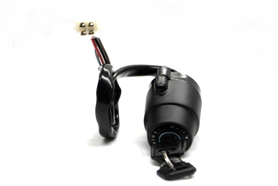 Yamaha Main Ignition Switch Assembly w/ Keys 7-003A