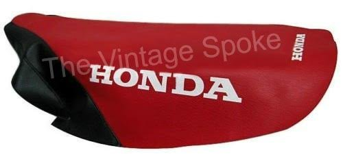 HONDA ELSINORE CR500R 1996 RED GENUINE REPLICA SEAT COVER 034SC