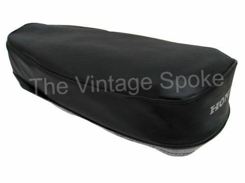 HONDA SPORT CB160 GENUINE REPLICA SEAT COVER 040SC