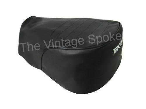 HONDA SPREE NQ50 SPECIAL NQ50D 1984-1987 *HEAT PRESSED* GENUINE REPLICA SEAT COVER 043SC