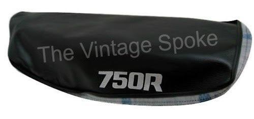 HONDA XLV750RD 1983-1984 XLV750RF 1985-1986 GENUINE REPLICA SEAT COVER 052SC