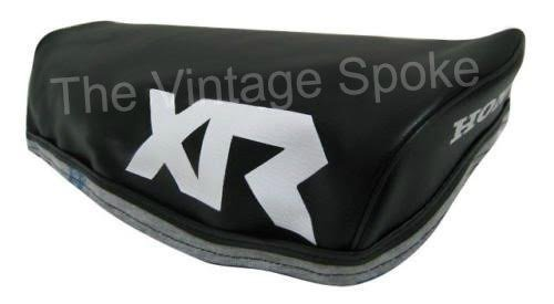 HONDA XR100 1983 GENUINE REPLICA SEAT COVER 053SC