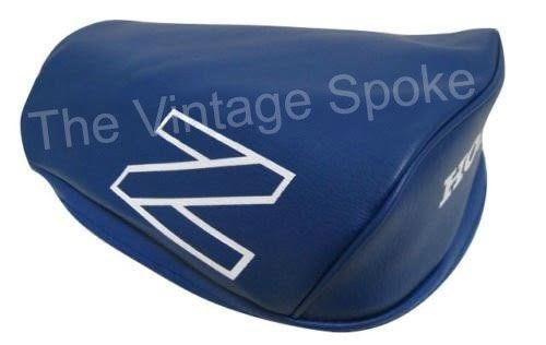 HONDA Z50R 1986 MINI TRAIL DARK BLUE GENUINE REPLICA SEAT COVER 063SC