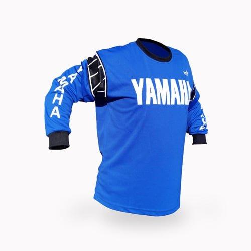 Yamaha Jersey Blue