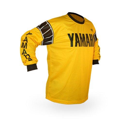 Yamaha Jersey Yellow
