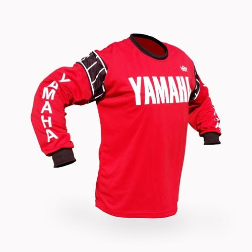 Yamaha Jersey Red