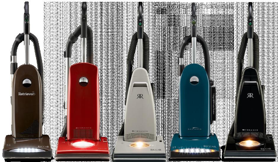 Riccar Vacuums