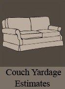 Couch & Sofa Yardage Estimates