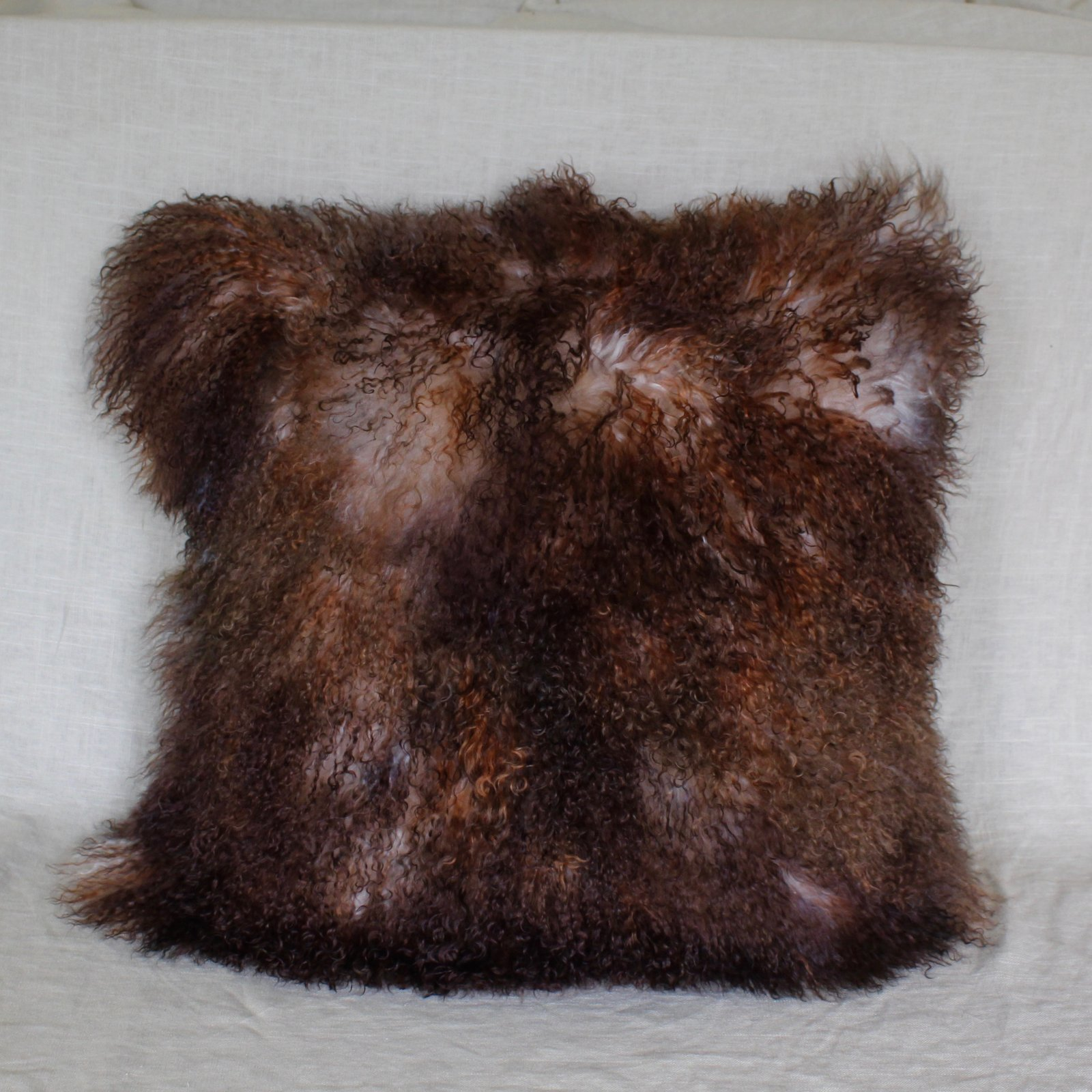 Tibetan Sheep Pillow