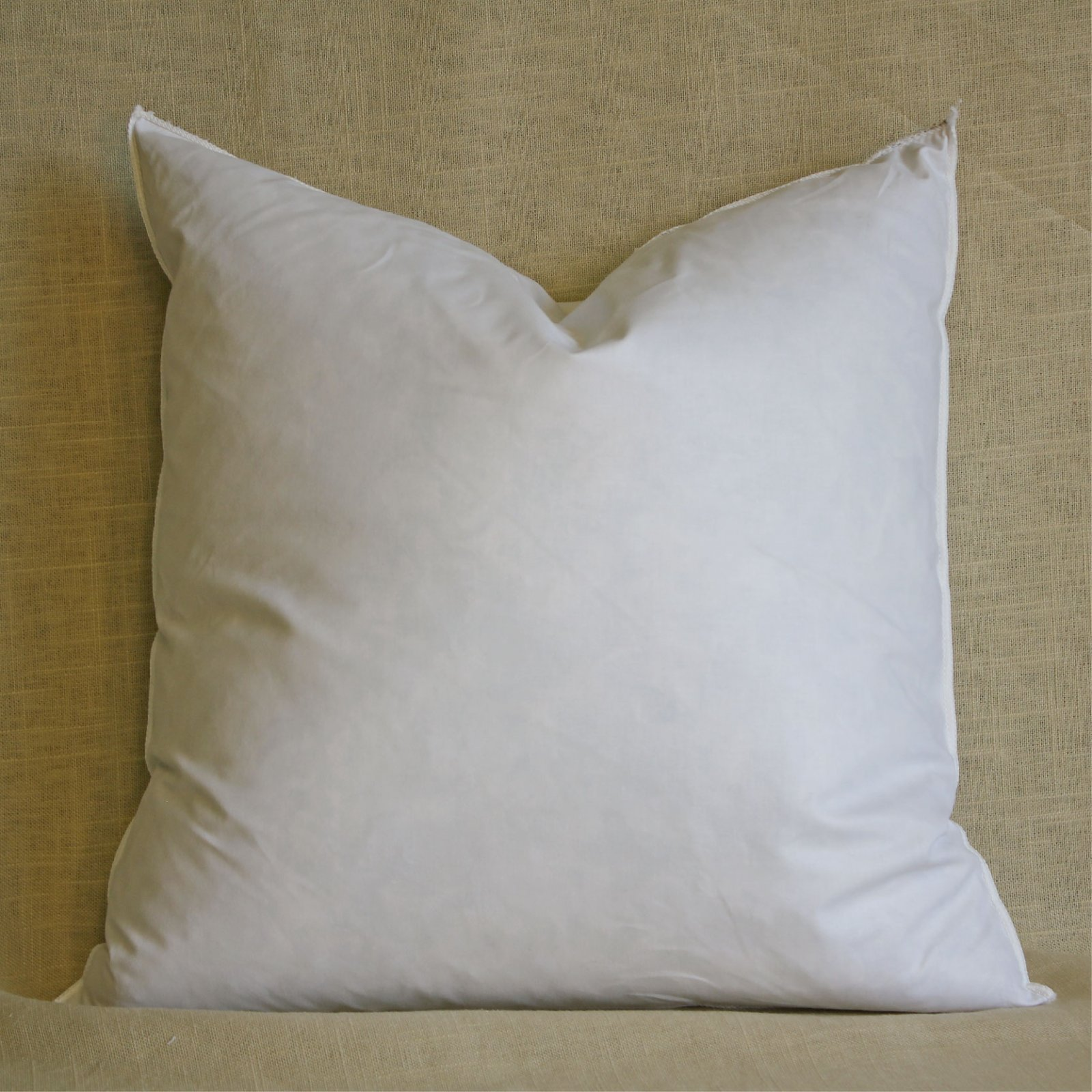 Square Down Pillow Forms