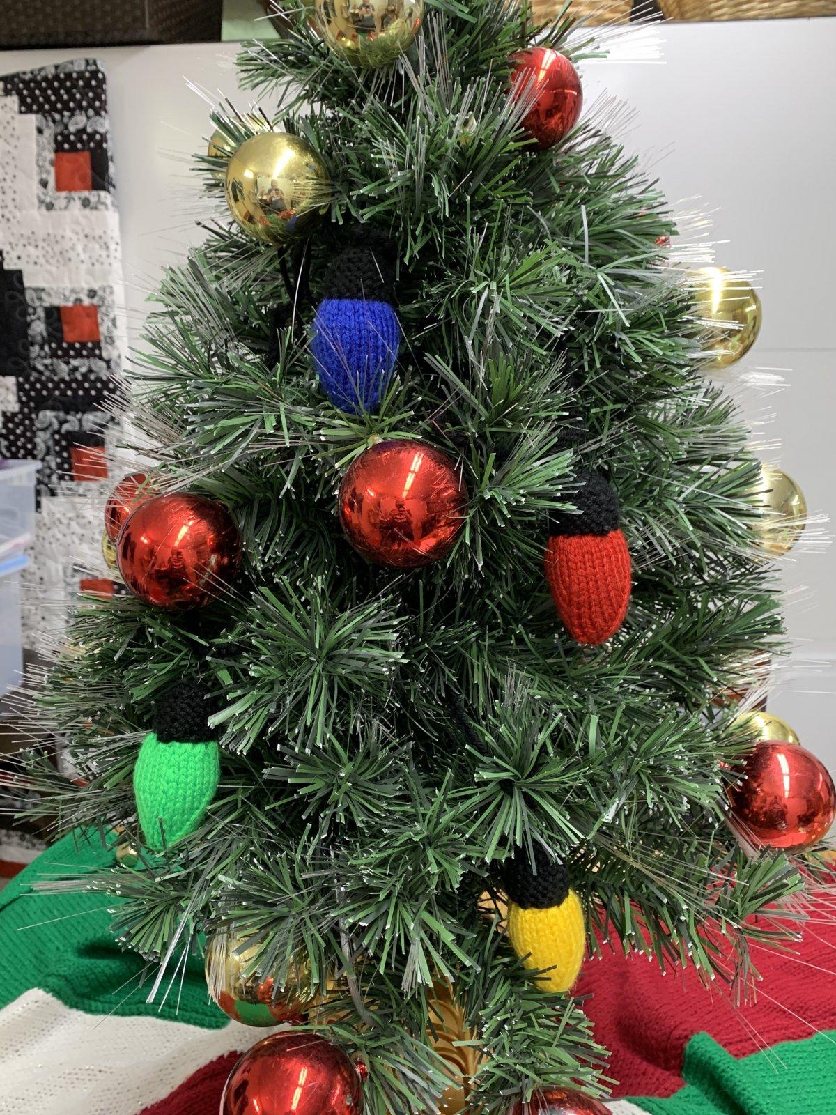 Christmas Lights Ornament Kit